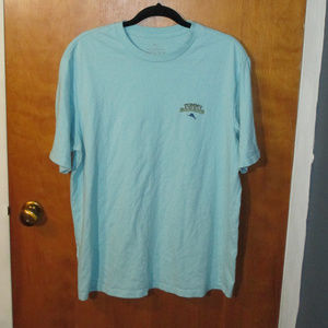Tommy Bahama Relax Light Blue Shirt L